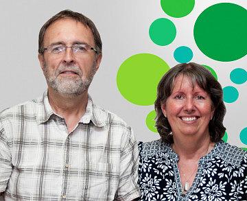 Stuart and Jan